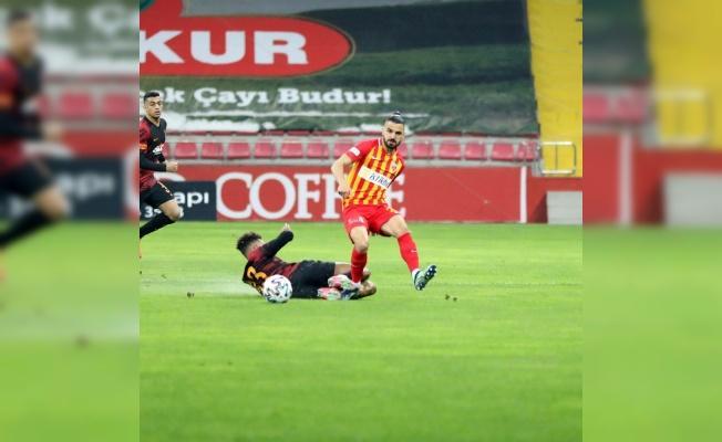 Kayserispor 2 maç sonra kaybetti