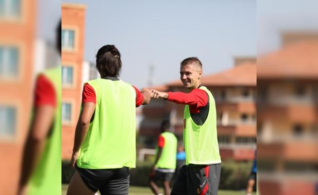 """Kayserisporlu Dimitrios Kolovetsios: """"Gol olsa işler değişebilirdi"""""""