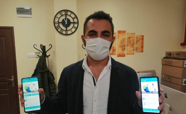 Bu uygulama doktor ile hastayı 'online' buluşturacak