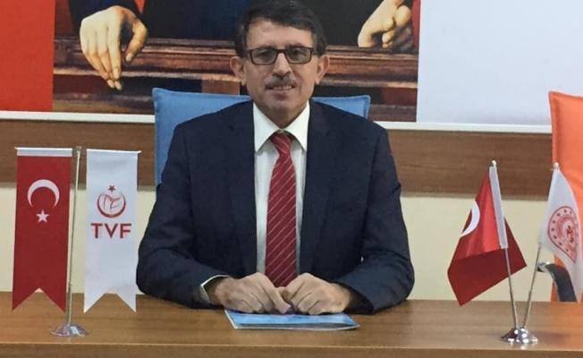Halil Dicle istifa etti