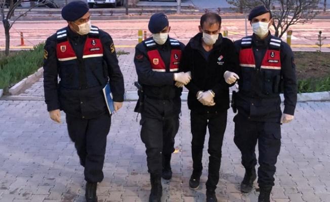 Jandarma bir ayda 8 terör örgütü şüphelisini yakaladı