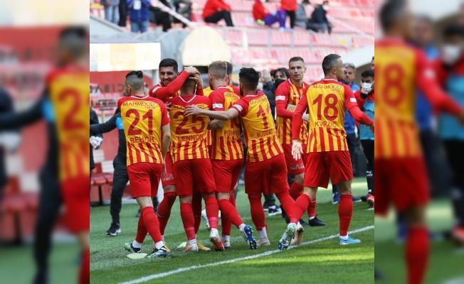 Kayserispor, 22 kişi ile Trabzon'da