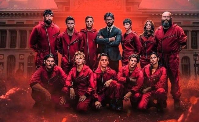 Beklenen flaş açıklama... La Casa De Papel 5. sezon ne zaman başlayacak? Netflix La Casa De Papel yeni sezon fragmanı....
