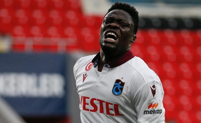 Fiorentina, Ekuban'a talip oldu! Trabzonspor 10 milyon Euro talep etti