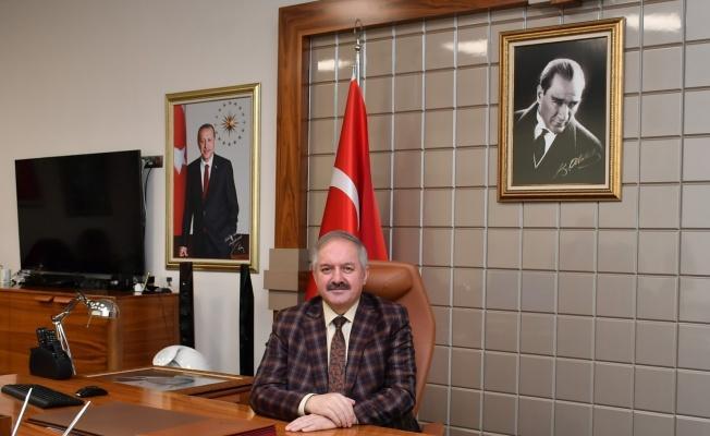 Kayseri OSB Başkanı Tahir Nursaçan'dan üretime destek çağrısı