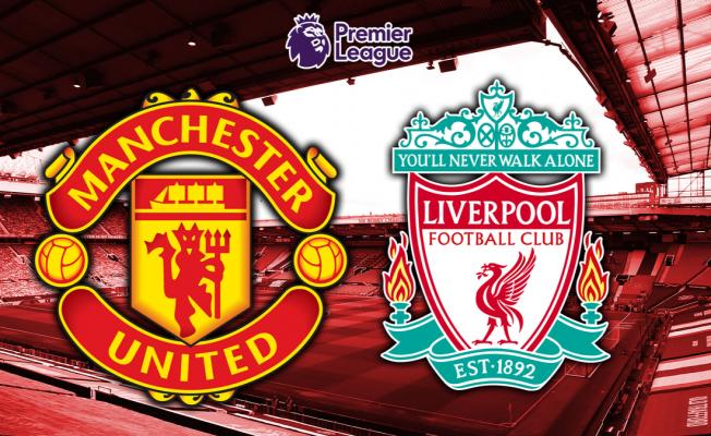 Manchester United - Liverpool (2-4) - Maç Özeti