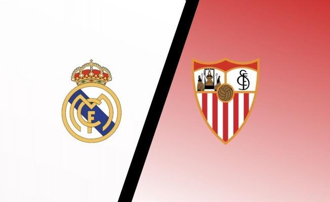 Real Madrid-Sevilla maçı saat kaçta ve hangi kanalda?