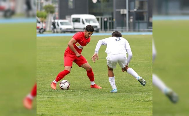 U19 Süper Ligi: Kayserispor: 2 - Kasımpaşa: 5