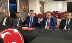 """Başka Serkan Tok: """"Hedefimiz 10 milletvekilinin 10'udur"""""""