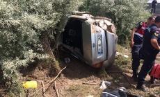 Pınarbaşı'nda feci kaza: 4 Ölü 1 Yaralı