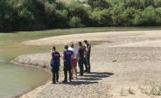 Kızılırmak'ta 2 çocuk ve baba boğularak can verdi!