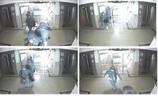 Gözlüklü hırsızlar 250 bin değerinde soygun yaptı!