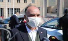 Kayseri Valisi Günaydın'dan 'korona virüs' açıklaması: