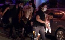 Evi silahla bastılar: Çatışmada 5 kişi yaralandı!