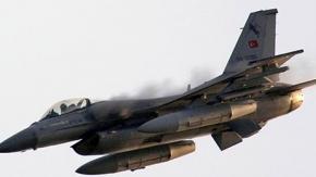 Nevşehir#039;e F-16 Savaş Uçağı Düştü! 1 Şehir
