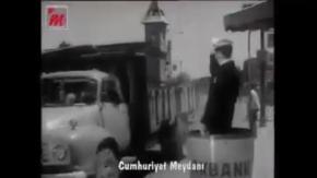 1967/1968/1969 Yıllarından Kayseri...